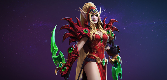 Introducing: Valeera, Shadow of the Uncrowned
