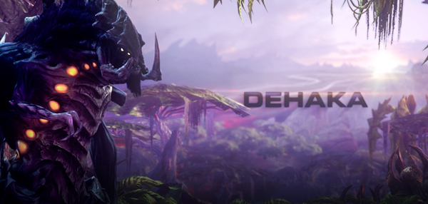 New Co-op Commander Preview: Dehaka