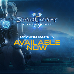 Nova Covert Ops Mission Pack 3 Now Available!