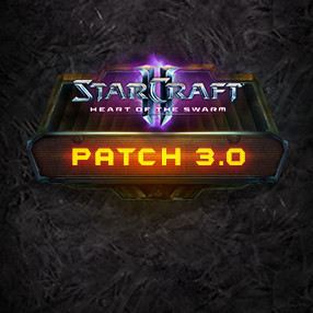 Heart of the Swarm Patch 3.0 is Now Live