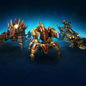 Patch 3.12: Brand New Skins