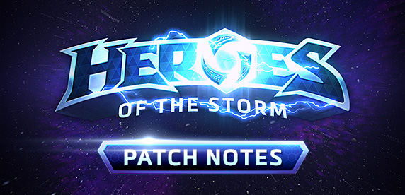 HEROES OF THE STORM PATCH NOTES -- FEBRUARY 2, 2016