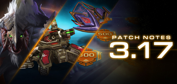 StarCraft II: Legacy of the Void 3.17.0 Patch Notes