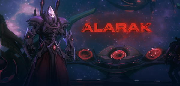 New Co-op Commander Preview: Alarak