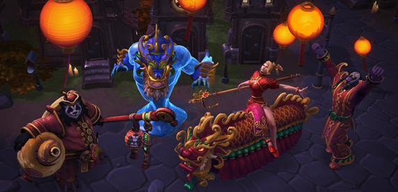 New skins, new quests, and a Monkey Elder portrait! Let the Lunar Festival begin!
