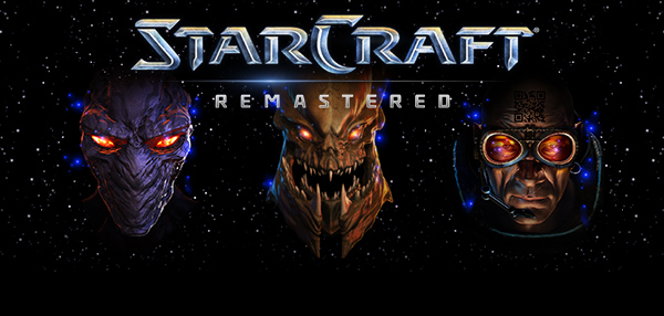 Anuncio de StarCraft Remastered