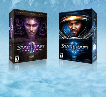 StarCraft II Black Friday Sale