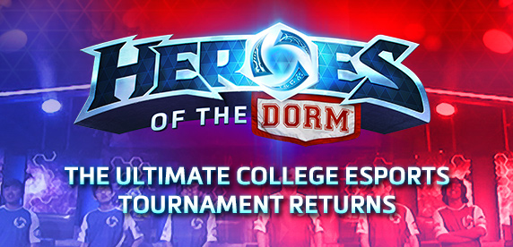 Heroes of the Dorm is back!