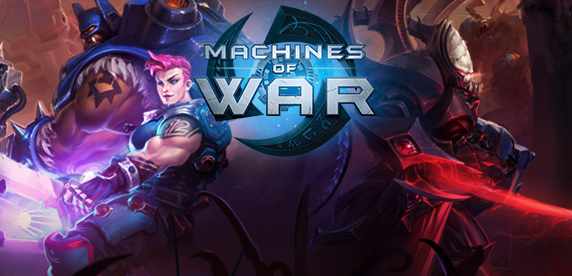 The Machines of War