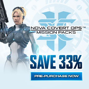 Pre-Purchase Nova Covert Ops™