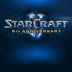 Celebrating StarCraft II's 6th Anniversary