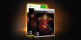 Diablo III Konsol - Preorder Bonusu Açıklandı