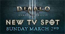 REAPER OF SOULS™ TV SPOT YAYINDA