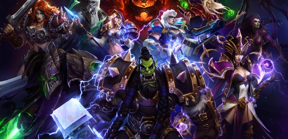 Welcome to Heroes of the Storm!