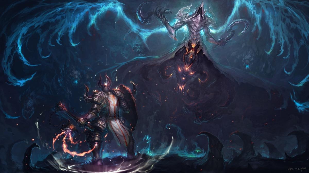 Diablo 3 diablo art
