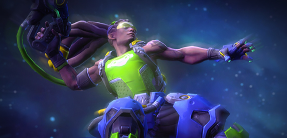 Heroes of the Storm gets Amped Up!