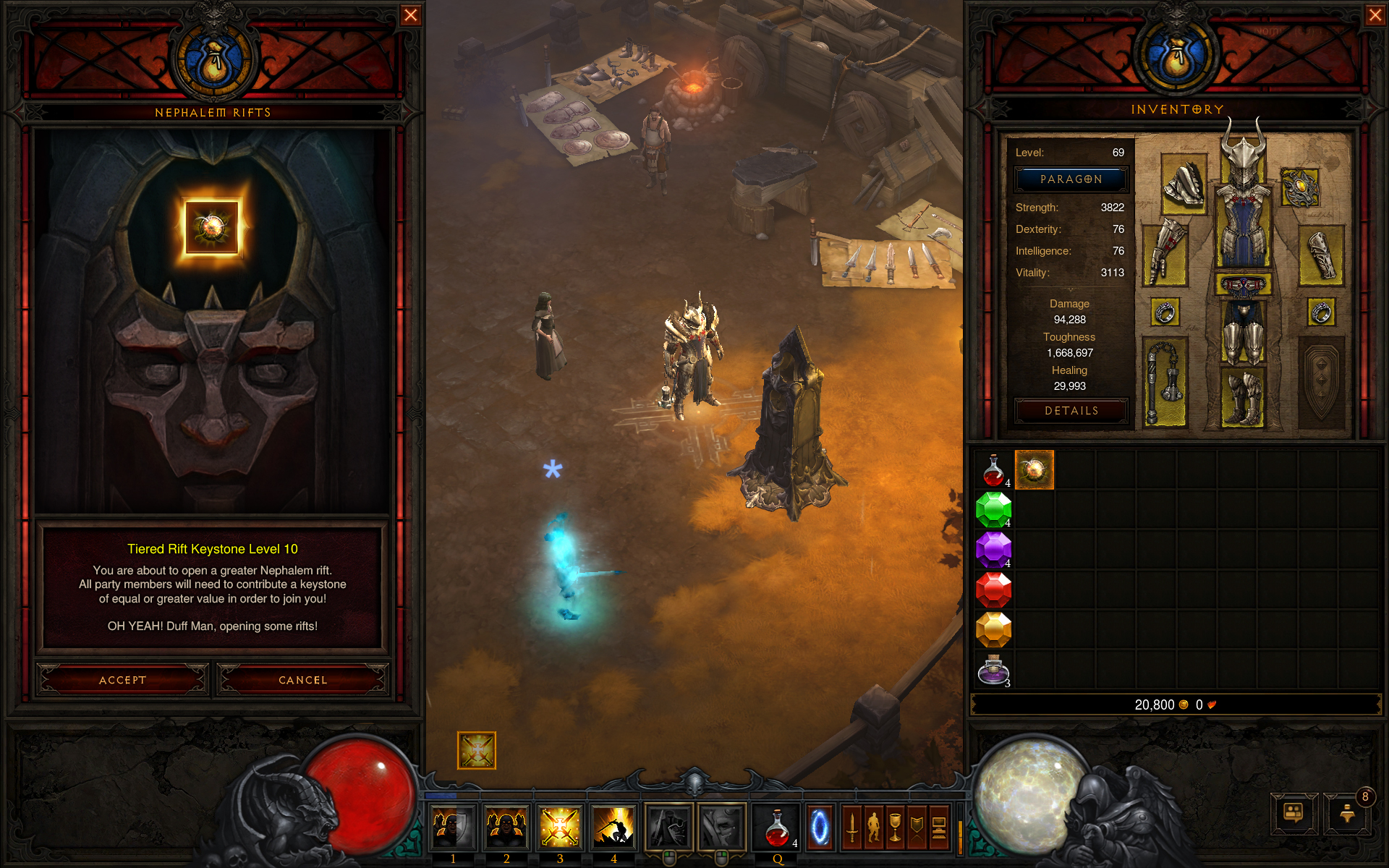 Diablo 3 naked run challenge requirements xxx scene