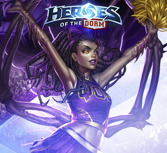 HEROES OF THE DORM RETURNS FOR 2017