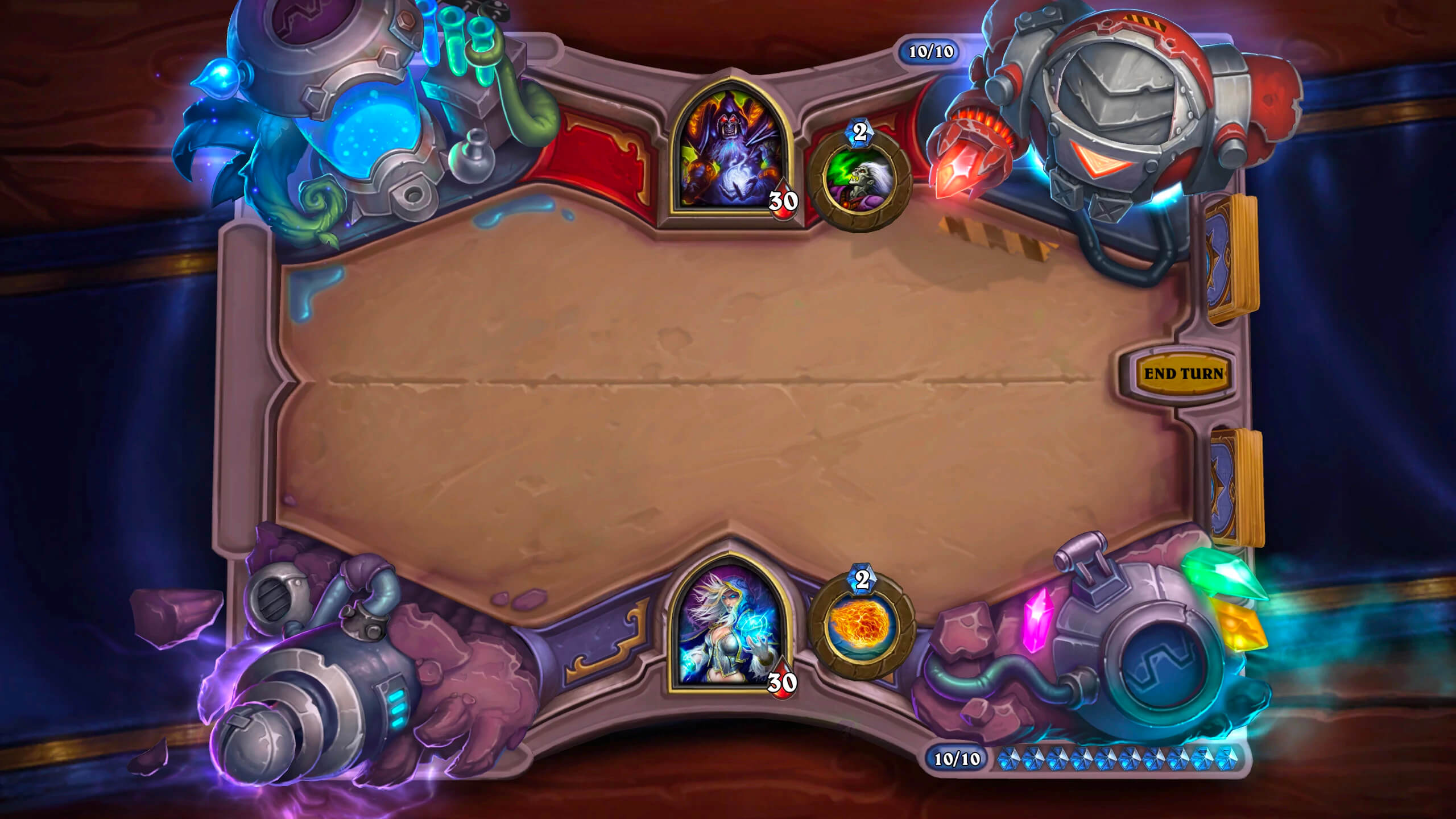 Poll What S Your Favorite Hearthstone Game Board Community