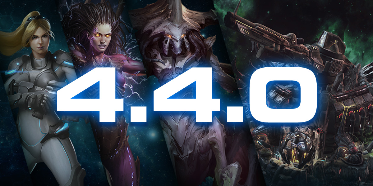 StarCraft II - Note della patch 4.4.0