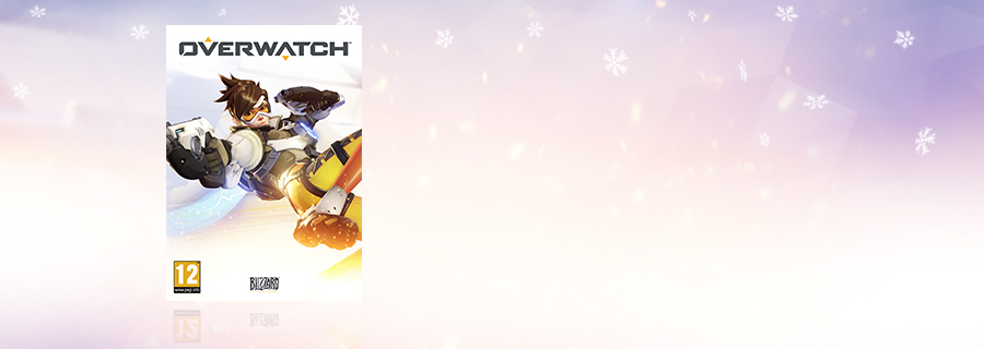 Holiday Sale: Save big on Overwatch!