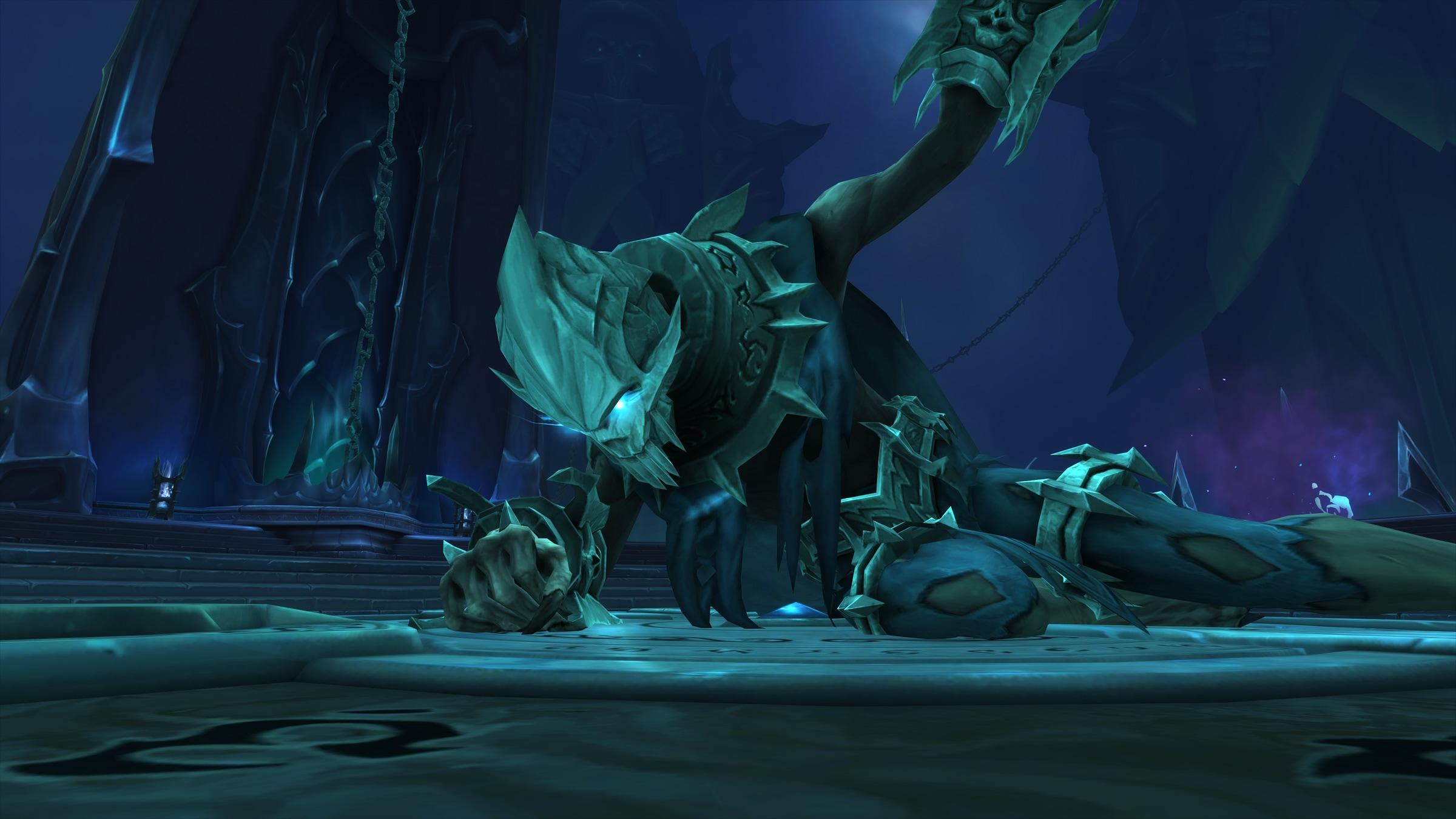 Предварительный обзор дополнения Shadowlands: создавайте собственные легендарные предметы