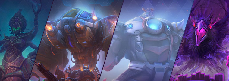 The Variety Of Battlegrounds Available In Heroes Storm And Their Respective Objectives Allow Different Team Compositions To Shine
