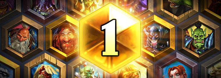Hearthstone® January 2017 Standard Ranked Play Season Final Rankings