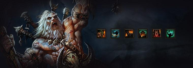 Diablo III теорикрафт: варвар-медбрат от Squirrel