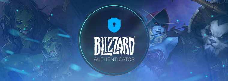 Keep your Account Secure with the Blizzard Authenticator