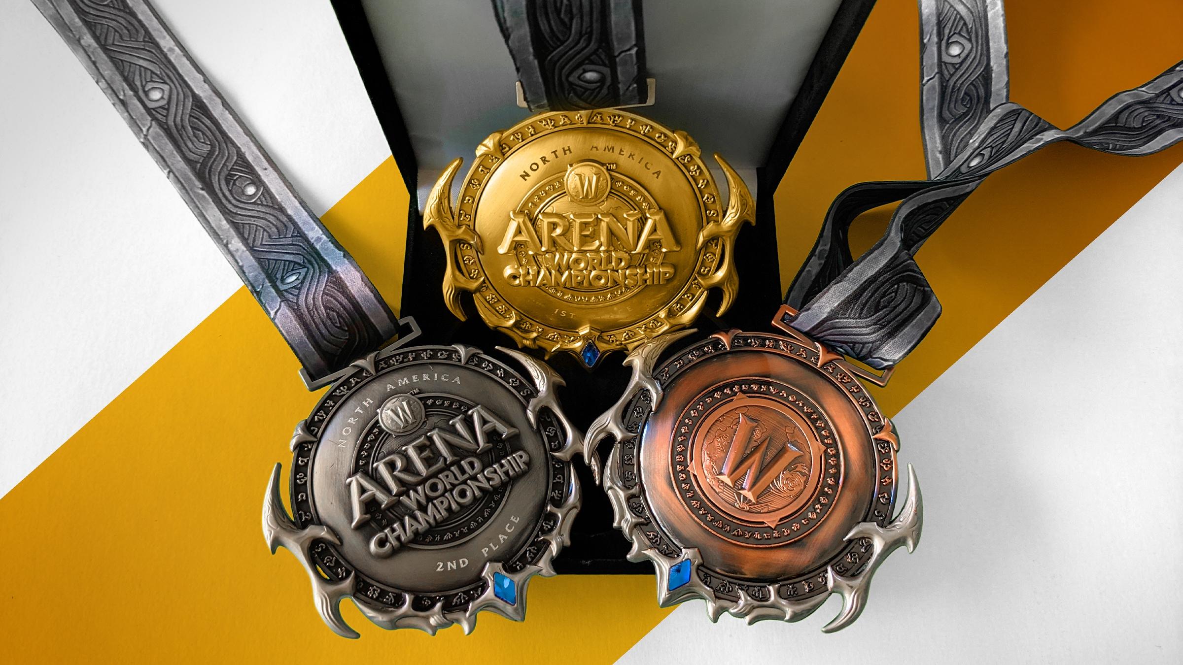 Arena World Championship Season 1 Regional Champions!