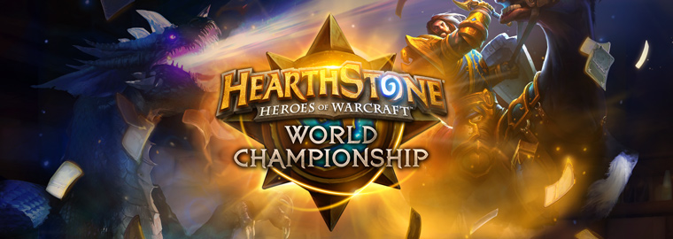 Introducing the Hearthstone World Championship Standings Page