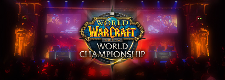 TODAY -- Watch the World of Warcraft Arena Championship