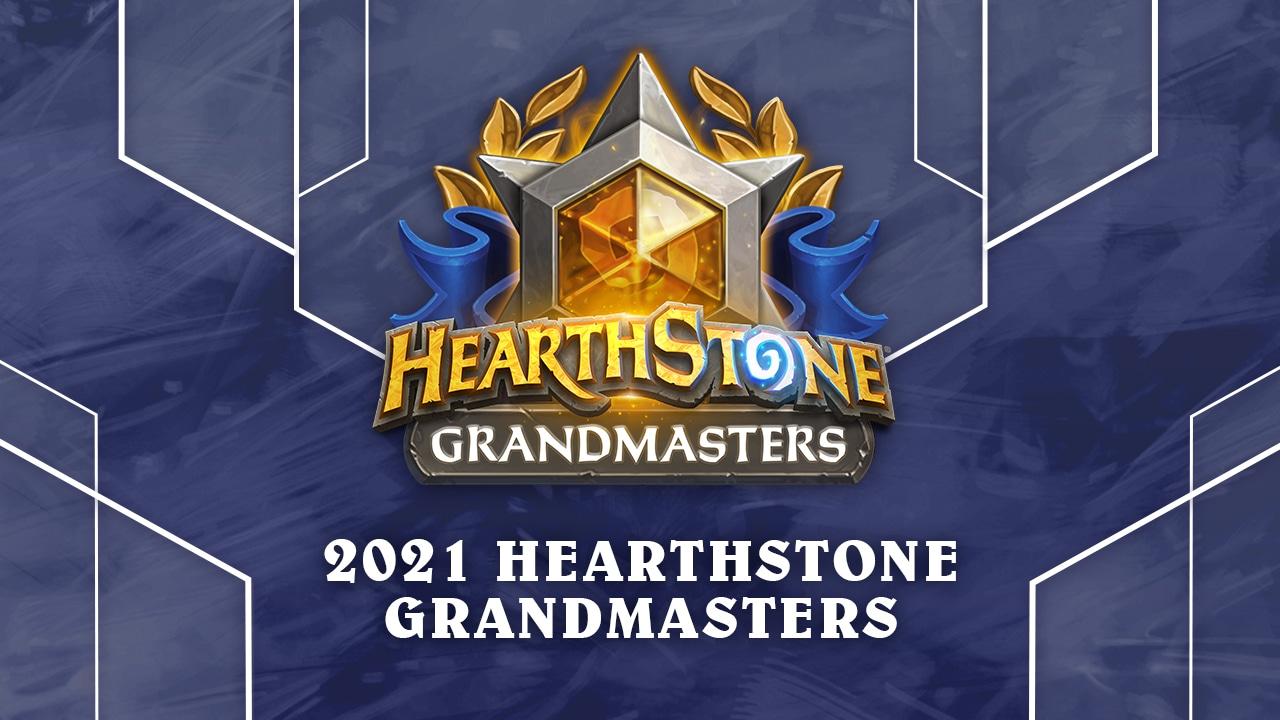Hearthstone Grandmasters 2021!