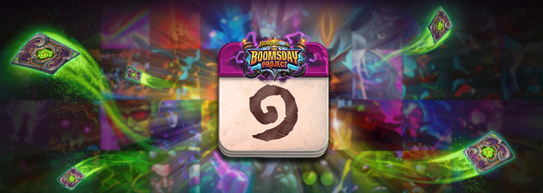 The Boomsday Project: Card Reveal Schedule