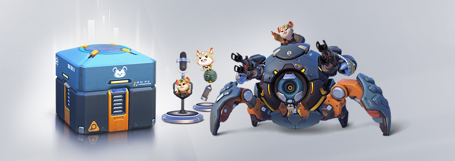 Unlock New Rewards in Overwatch with Twitch Prime