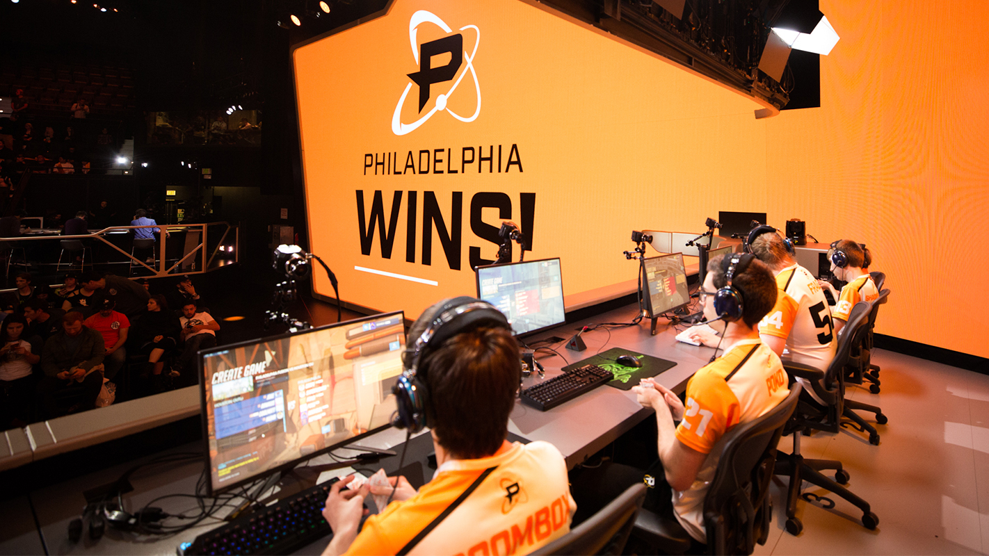 Philly Fusion win against Houston Outlaws on Day 2