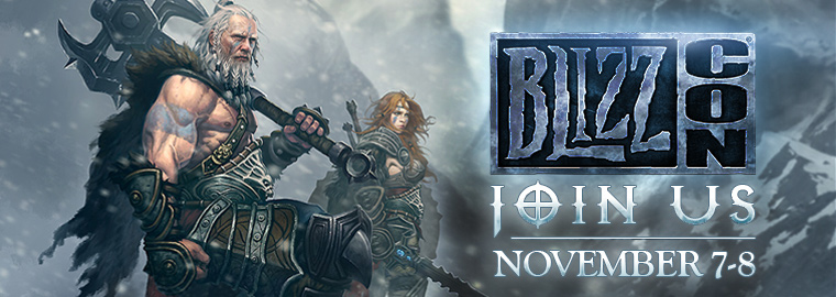 No One Can Stop... BlizzCon!