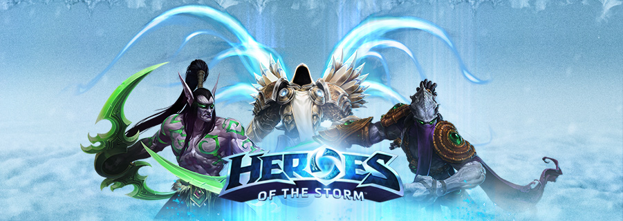 Ofertas de Black Friday en Heroes of the Storm
