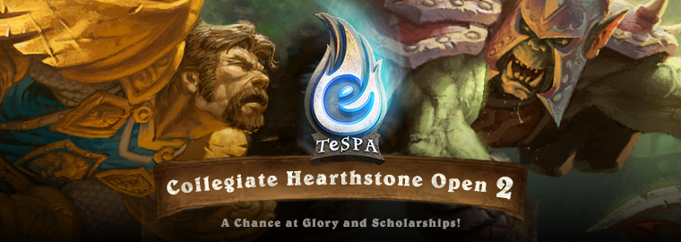 North American Collegiate Hearthstone™ Open 2