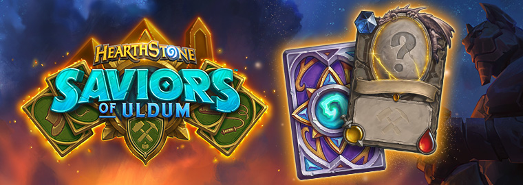 Saviors of Uldum Card Reveal Recap, Week 1