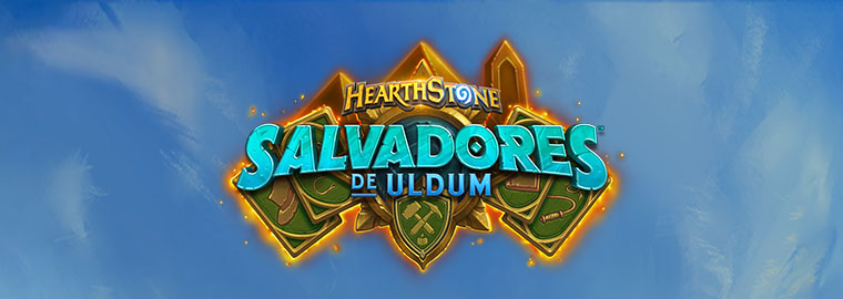 ¡Ya está disponible Salvadores de Uldum!