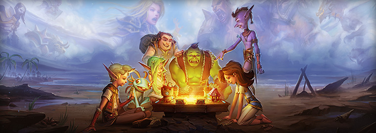 Hearthstone™ iPad® Rollout Begins!