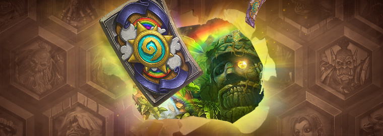 Hearthstone™ Ranked Play Season 3 – Colors of the Rainbow!