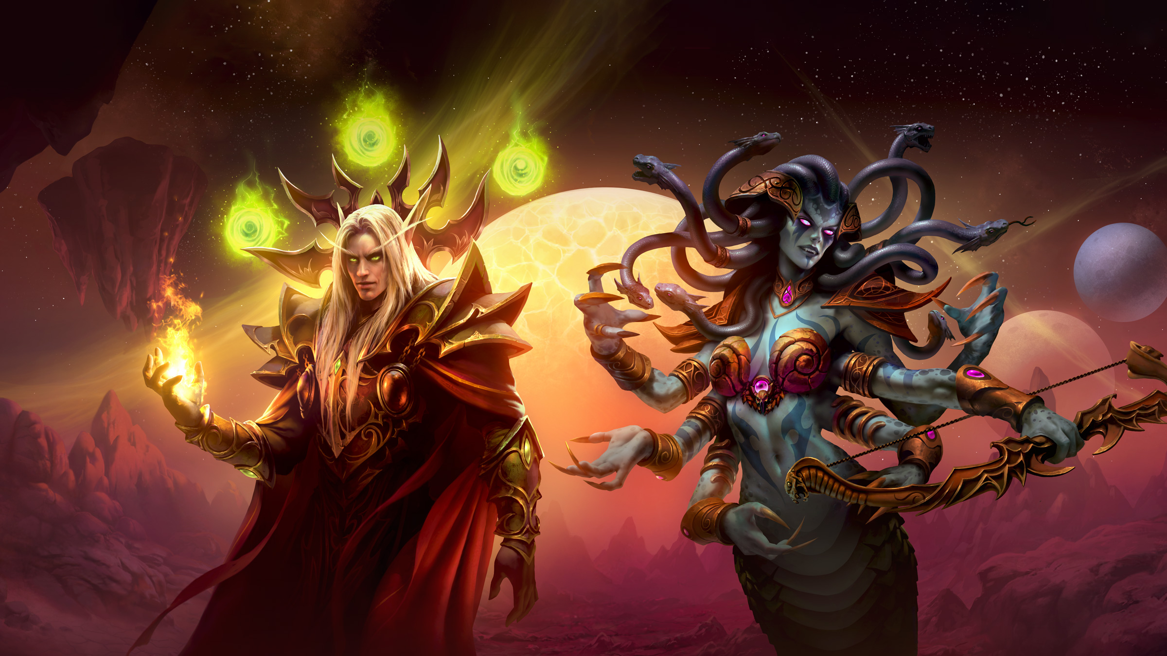 Burning Crusade Classic: Overlords of Outland Now Live
