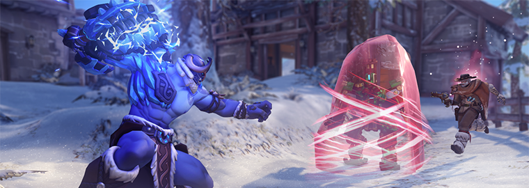Freeze the Day: Behind the Newest Winter Wonderland Brawl