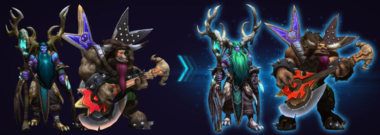 More Model Updates And Master Skins Coming Soon Heroes Of The Storm Blizzard News Increase moonfire's reveal duration by 3 seconds. master skins coming soon