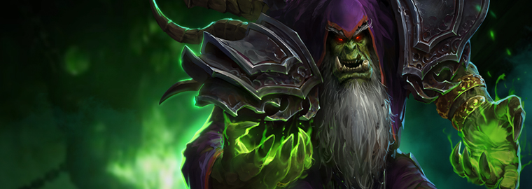 Brawl with the Blues: Gul'dan