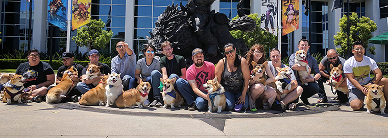 Pet Playground: Animals at the Blizzard Campus