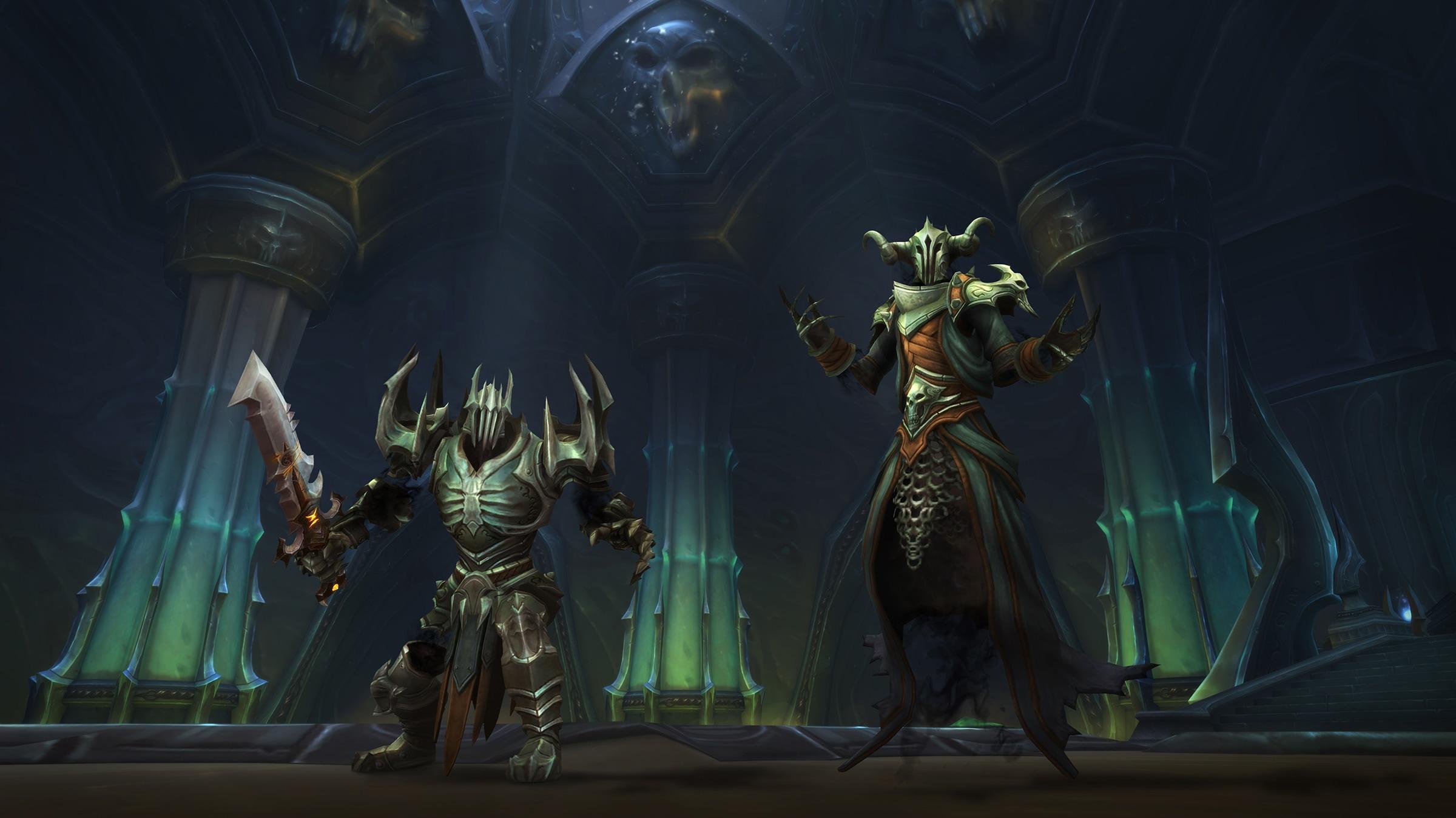 《魔獸世界:暗影之境》『譴罪之塔』托迦司